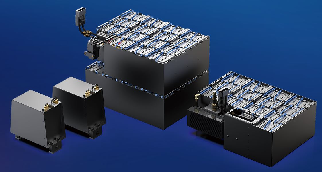 High Power Batteries and Thermal Management Solution