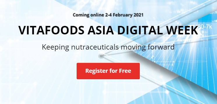 Vitafoods Asia Digital Week